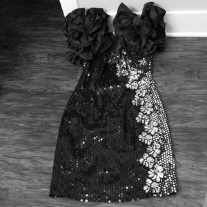 Vintage beautiful dress